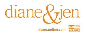 Diane and Jen 2015 logo